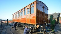 Metropolitan Railway Carriage No.353 fully restored