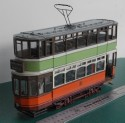 Model Tram Kit of Glasgow 'Standard' tram