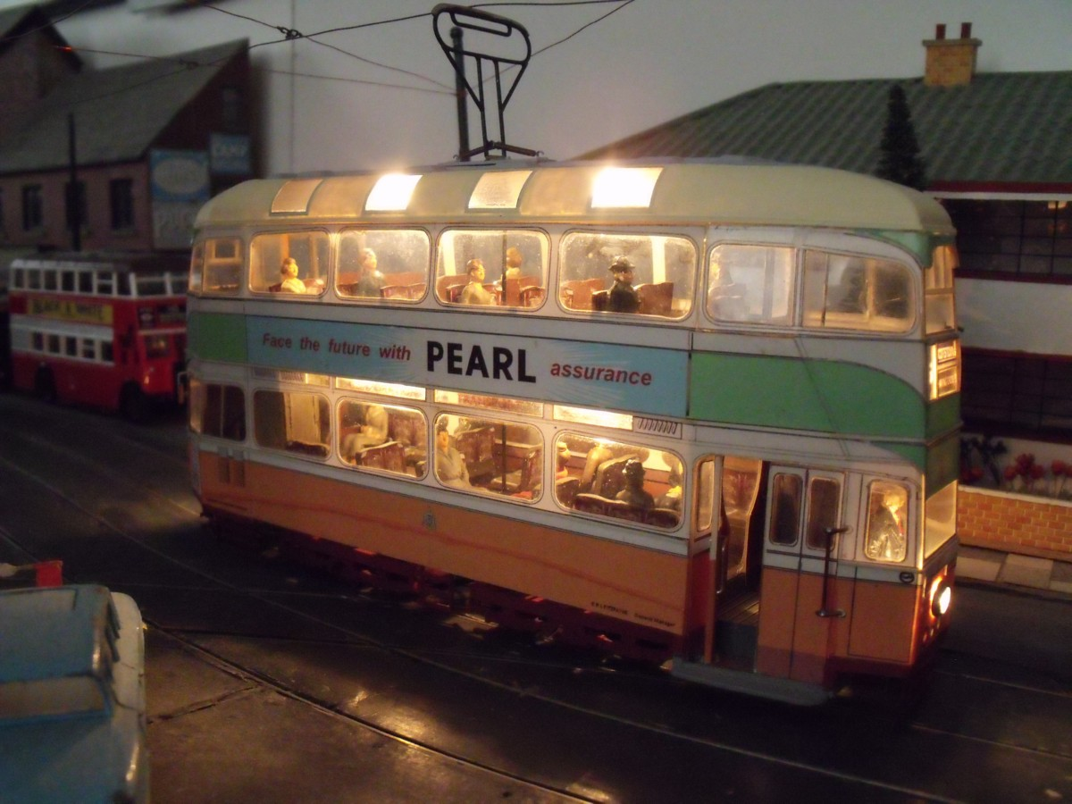 Glasgow Tram 488 Models Of Glasgow Trams